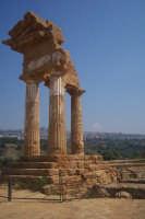 il Tempio di Castore e Polluce   - Agrigento (3556 clic)