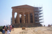 il Tempio della Concordia  - Agrigento (3146 clic)