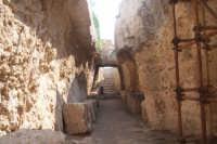 particolare del Castello di Eurialo  - Siracusa (4036 clic)