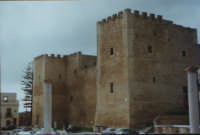 IL CASTELLO ARABO NORMANNO DI SALEMI  - Salemi (3841 clic)
