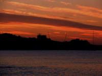 Sferracavallo.tramonto PALERMO Salvatore Riva