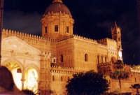 la cattedrale di notte PALERMO Salvatore Riva