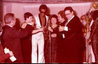 foto d'epoca di Rocky Roberts a hotel Zagarella per un veglione di capodanno  - Palermo (5863 clic)