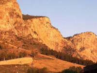 Monte Pellegrino all'alba PALERMO Salvatore Riva