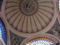 Orto botanico. Cupola del Gymnasium PALERMO Salvatore Riva
