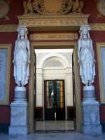 Orto botanico. entrata alla sala principale del Gymnasium PALERMO Salvatore Riva