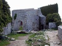 interno del Castello di Venere  - Erice (3486 clic)
