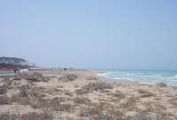 spiaggia sulla foce del fiume Platani  - Realmonte (7412 clic)