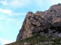 Riserva naturale di Capo Gallo sentiero Marinella-faro.  PALERMO Salvatore Riva