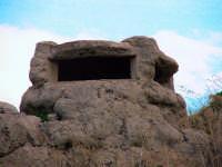 Riserva naturale di Capo Gallo sentiero Marinella-faro. Bunker sulla scogliera PALERMO Salvatore Riv