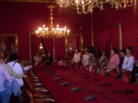 Sala Rossa al Palazzo dei Normanni PALERMO Salvatore Riva