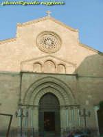 Chiesa di S.Francesco - della chiesa originale, duecentesca,non rimane quasi più nulla.più volte rim