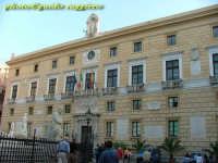 Palazzo delle Aquile, sede del Comune di Palermo - l'aspetto attuale,risalente al XIX secolo, nascon