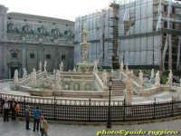 Fontana di Piazza Pretoria PALERMO Guido Ruggiero