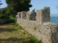 Le mura sulla Rocca  - Cefalù (3218 clic)