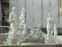 Fontana di Piazza Pretoria - una delle allegorie dei quattro fiumi palermitani PALERMO Guido Ruggier