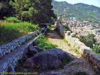 Le mura  - Cefalù (3192 clic)