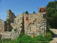Insediamento Bizantino sulla Rocca  - Cefalù (3212 clic)