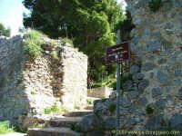 Seconda cerchia di mura  - Cefalù (3196 clic)