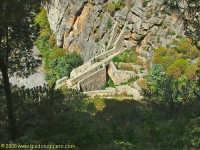 Prima cerchia di mura  - Cefalù (2894 clic)