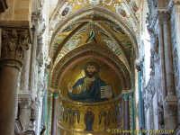 Il Duomo (Cristo Pantocratore)  - Cefalù (3625 clic)