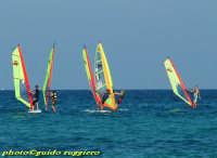 Windsurf a Mondello  - Palermo (1899 clic)