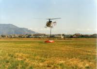 Aeroporto militare di Boccadifalco - Esercitazione antincendio PALERMO Guido Ruggiero