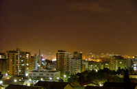 Panorama notturno PALERMO Guido Ruggiero