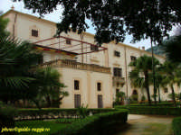 Villa Niscemi, sede di rappresentanza del Comune di Palermo PALERMO Guido Ruggiero