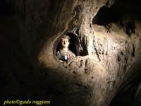 Monte Pellegrino - Interno del Santuario di S.Rosalia - particolare  - Palermo (5552 clic)