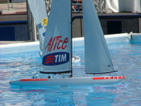 America's Cup Park - Luna Rossa - modello  - Trapani (2955 clic)