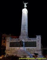 Monumento ai Caduti all'inizio di via Libertà PALERMO Guido Ruggiero