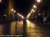 Via Roma di notte PALERMO Guido Ruggiero