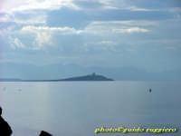 Isola delle Femmine vista da Capo Gallo PALERMO Guido Ruggiero