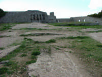 Castello di Venere - interno  - Erice (2620 clic)