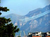 Esibizione delle Frecce Tricolori  - Palermo (2607 clic)
