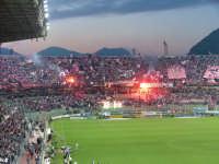 Stadio Renzo Barbera: La curva nord in festa  - Palermo (8456 clic)