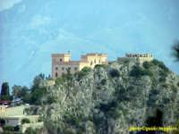 Il Castello Utveggio, sede del CERISDI (centro ricerche e studi direzionali) PALERMO Guido Ruggiero