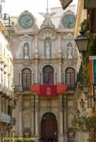 Palazzo Senatorio (o Cavarretta)  - Trapani (1702 clic)