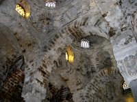 Chiesa di San Cataldo. La costruzione è un blocco parallelepipedo dal quale emerge l'abside principa
