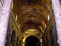Basilica Cattedrale Maria S.S. Annunziata. In stile romanico-gotico del del XIV secolo. Conserva la cappella di S. Venera con una statua argentea della santa.  - Acireale (3007 clic)