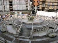 La fontana Pretoria, è un'opera manieristica del fiorentino Francesco Camilliani; trasportata da Fir
