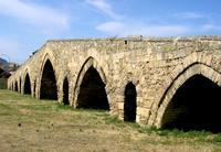 Ponte Ammiraglio Ponte Ammiraglio. Costruito nel 1113 da Giorgio di Antiochia ammiraglio del del con