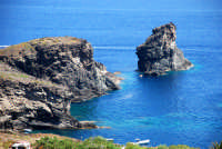 Il Faraglioone.  - Pantelleria (1540 clic)