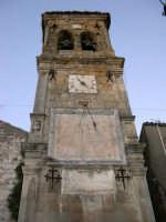 Petralia Sottana. Meridiana della torre campanaria della Chiesa della Misericordia.  - Petralia sottana (4773 clic)