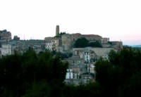 Il Castello. Piccolo paese alle pendici del monte omonimo, Cammarata.  Il nome Cammarata deriva dal greco bizantino Kàmara che significa stanza a volta. Il borgo ebbe origini arabe e nel 1087 venne assediato da Ruggero II d'Altavilla, principe normanno.  - Cammarata (5124 clic)