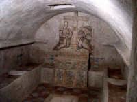 Cripta delle Repentite.  PALERMO Giovanni Caruso