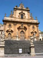 Modica - Chiesa di San Pietro. MODICA Giovanni Caruso