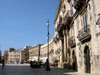 Siracusa Ortigia - Piazza Duomo.  - Siracusa (1417 clic)