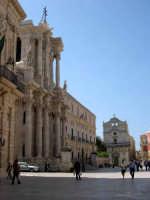 Siracusa Ortigia - Piazza Duomo.  - Siracusa (1726 clic)